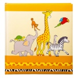 Goldbuch kinderalbum Funny Animals - fotoboek