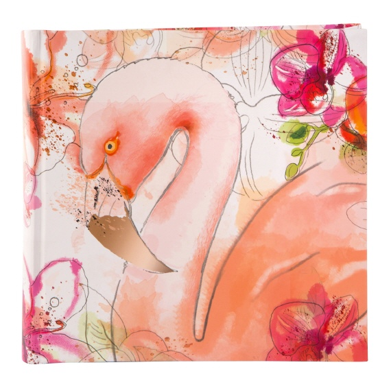 Goldbuch insteekalbum Summer Breeze Flamingo 200 f